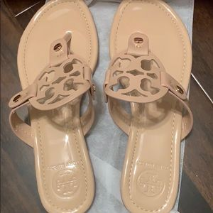 NEW IN BOX Tory Burch Miller Sandal